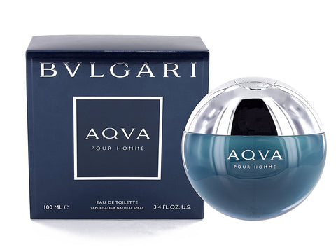 Bvlgari Aqua by Bvlgari Men Eau De Toilette 3.4 oz