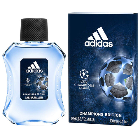 Adidas Uefa Champions League by Adidas Men Eau De Toilette 3.4 oz