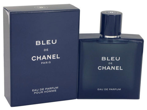 Bleu De Chanel by Chanel Men Eau De Parfum 5 oz