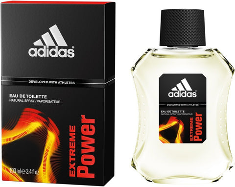 Adidas Extreme Power Men Eau De Toilette 3.4 oz