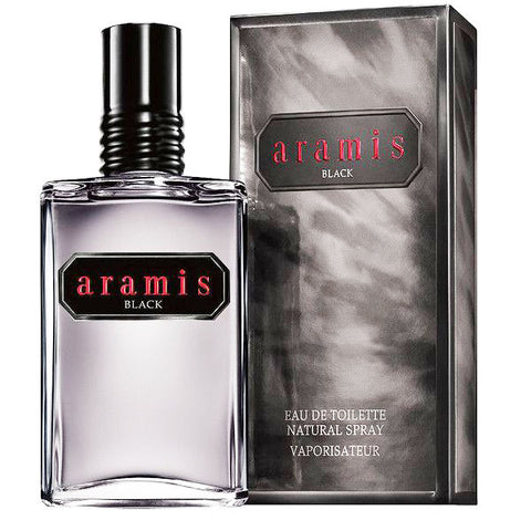 Aramis Black by Aramis Men Eau De Toilette 3.7 oz