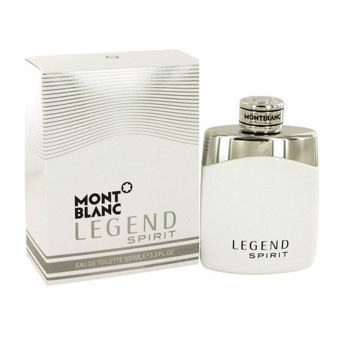 Mont Blanc Legend Spirit by Mont Blanc Men Eau De Toilette 3.4 oz
