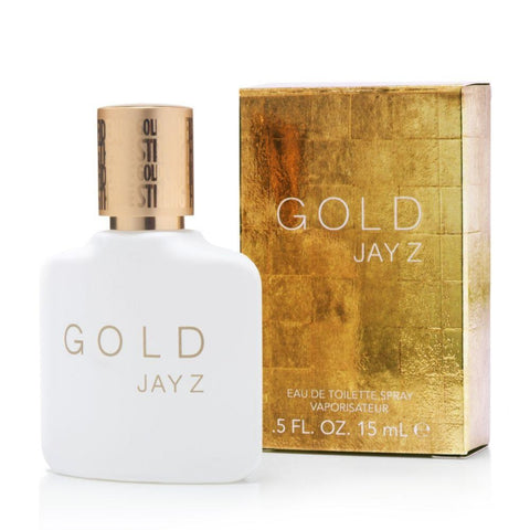 Jay Z Gold Men by Jay-Z Eau De Toilette 0.5 oz