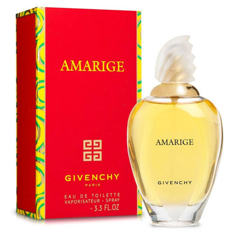 Amarige by Givenchy Women Eau De Toilette 3.3 oz