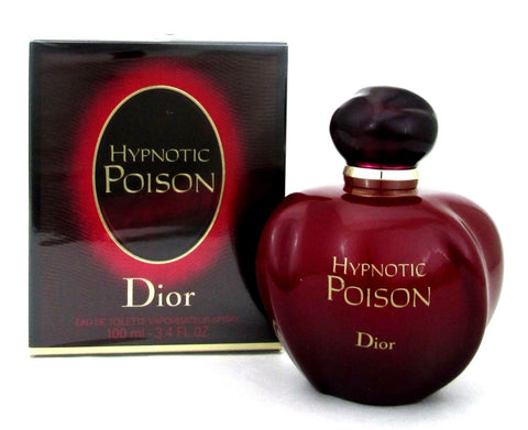 Hypnotic Poison  by Christian Dior Women Eau De Toilette 3.4 oz
