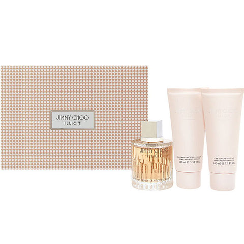 Jimmy Choo Illicit by Jimmy Choo Women Gift Set 3 Piezas