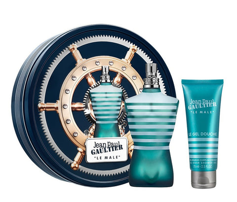 Jean Paul Gaultier Le Male by Jean Paul Gaultier Men Gift Set 2 Piezas