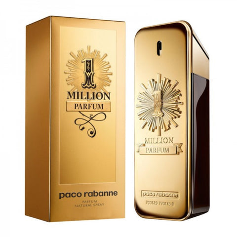 1 Million Parfum by Paco Rabanne Men Eau De Parfum 3.4 oz