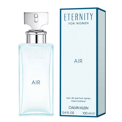 Eternity Air by Calvin Klein Women Eau De Toilette 3.4 oz