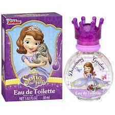 Sofia The First by Disney Women  Eau De Toilette 3.4 oz