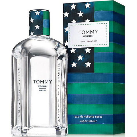 Tommy Summer  by Tommy Hilfiger Men Eau De Toilette 3.4 oz