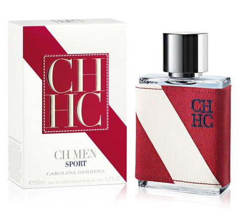 CH HC Sport by Carolina Herrera Men Eau De Toilette 3.4 oz