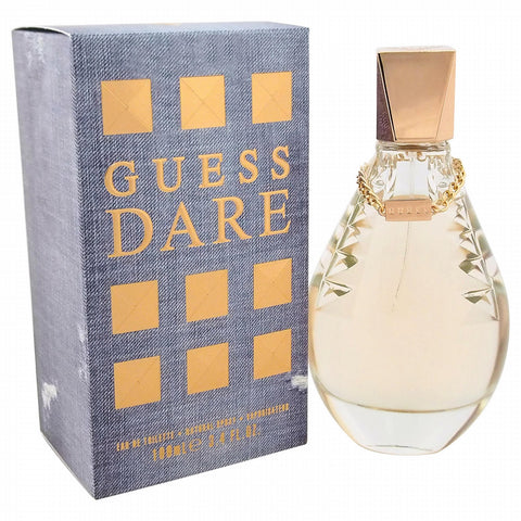 Guess Dare by Guess Women Eau De Toilette 3.4 oz