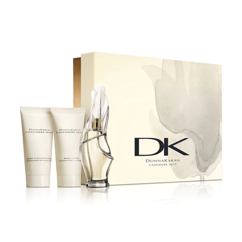 Cashmere Mist by Donna Karan Women Gift Set 3 Piezas