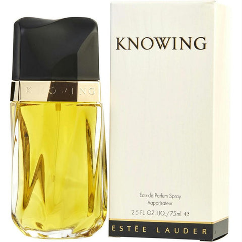 Knowing by Estee Lauder Women Eau De Parfum 2.5 oz