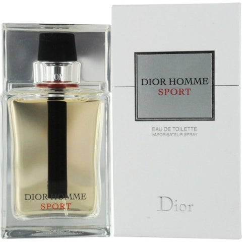 Dior Homme Sport  by Christian Dior Men Eau De Toilette 3.4 oz