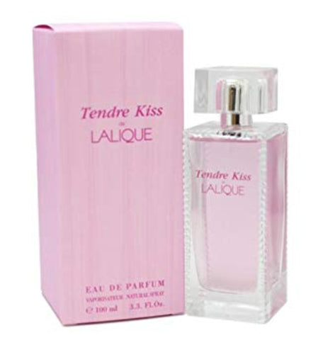Tendre Kiss by Lalique Women Eau De Parfum 3.4 oz