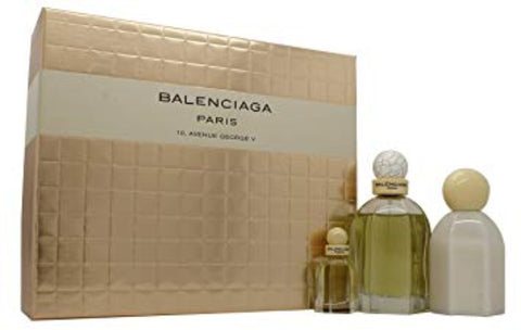 Balenciaga Paris by Balenciaga Women Gift Set 3 Piezas