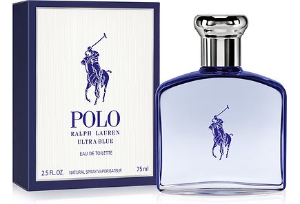 Polo Ultra Blue by Ralph Lauren Men Eau De Toilette 2.5 oz
