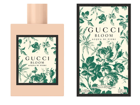 Gucci Bloom Acqua di Piori by Gucci Women Eau De Toilette 3.3 oz
