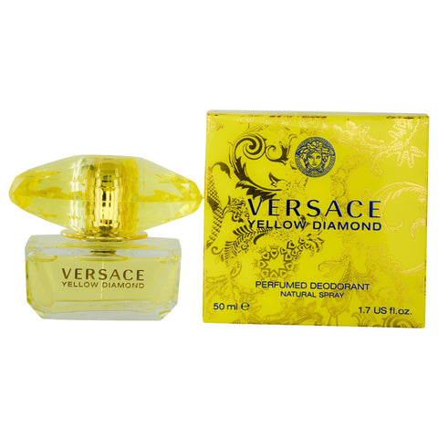 Versace Yellow Diamond by Gianni Versace Women Eau De Toilette 1.7 oz