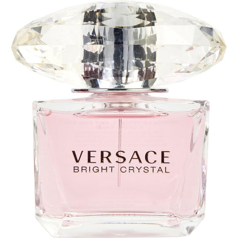 Versace Bright Crystal by Gianni Versace Women Eau De Toilette 3 oz Tester