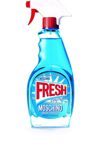 Moschino Fresh Couture by Moschino Women Eau De Toilette 3.4 oz Tester