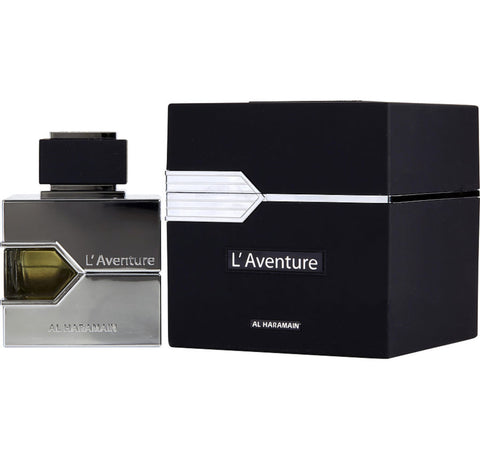 L'Aventure  by Al Haramain Men Eau De Parfum 3.3 oz