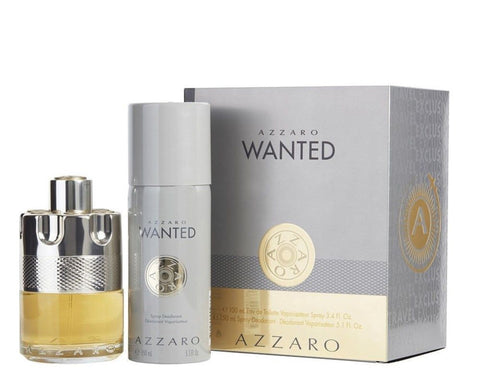 Azzaro Wanted  by Azzaro Men Gift Set 2 Piezas
