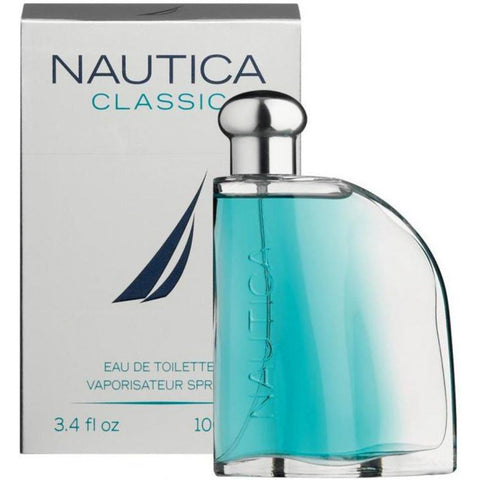 Nautica by Nautica Men Eau De Toilette 3.4 oz