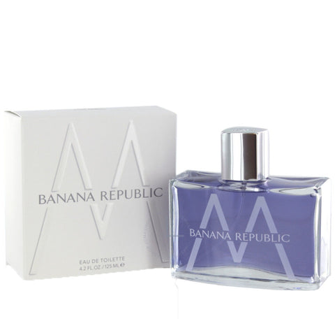 Banana Republic by Banana Republic Men Eau De Toilette 4.2 oz