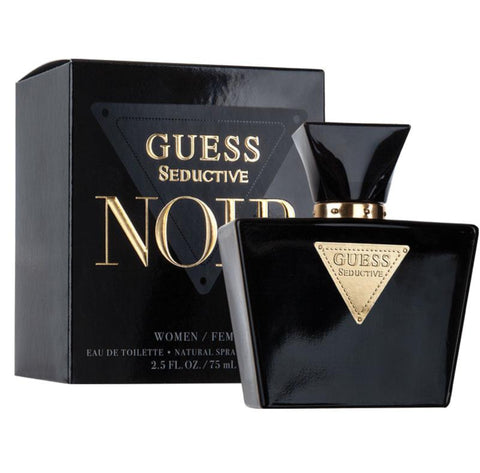 Guess Seductive Noir by Guess Women Eau De Toilette 2.5 oz