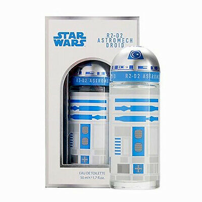 Star Wars R2-D2 Astromech Droid By Disney Star Kids Eau De Toilette 1.7 oz