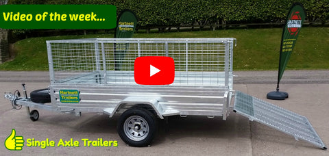 car trailers for sale in Cork