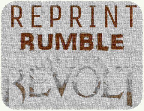 Reprint Rumble - Aether Revolt