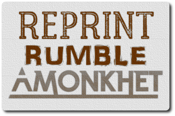 Reprint Rumble - Amonkhet