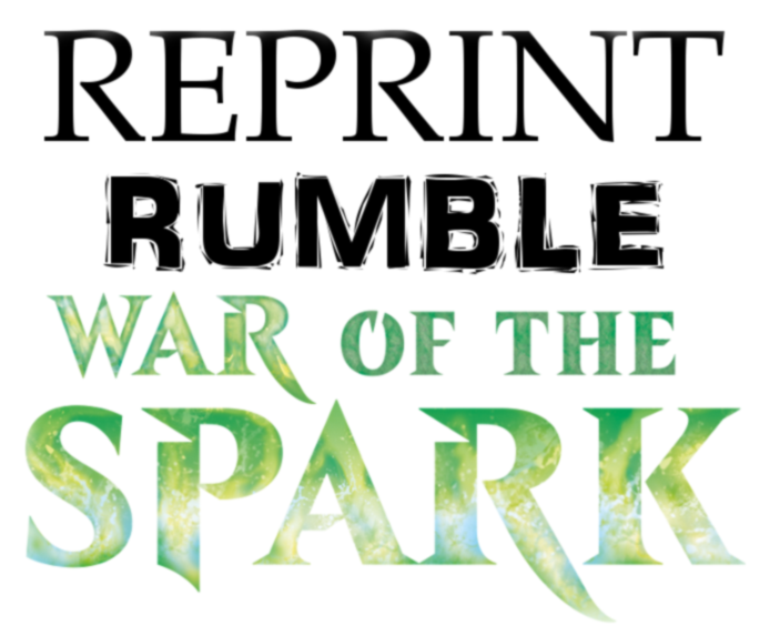 Reprint Rumble: War of the Spark