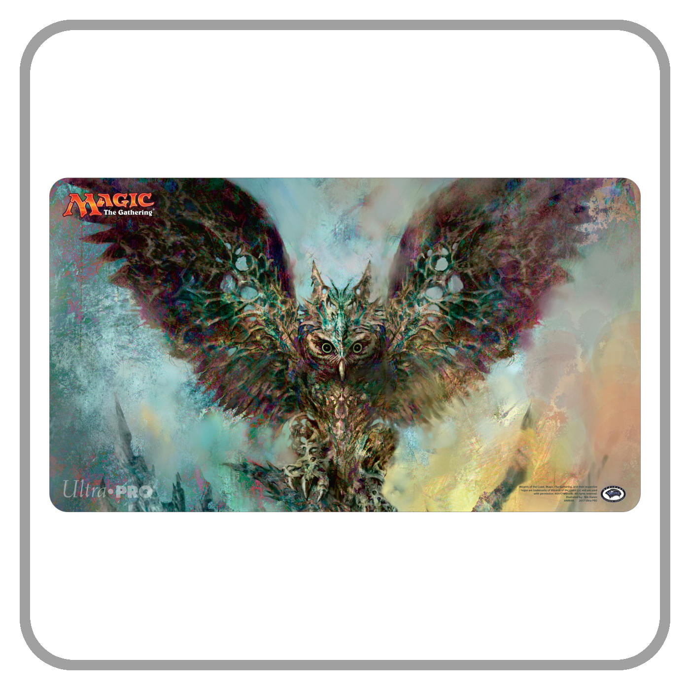 Official Magic: the Gathering Playmats