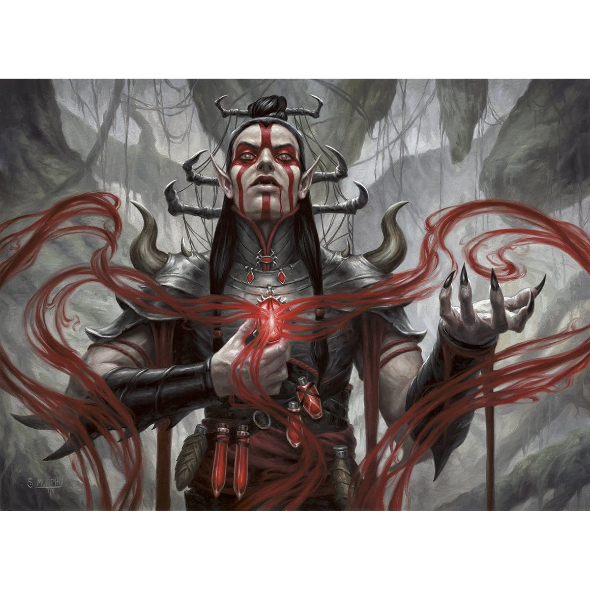 Malakir Blood-Priest Print