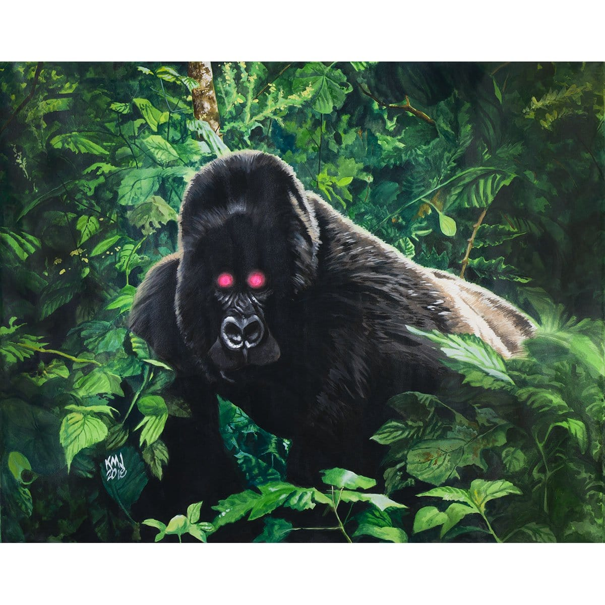 Kird Ape (Updated) Print