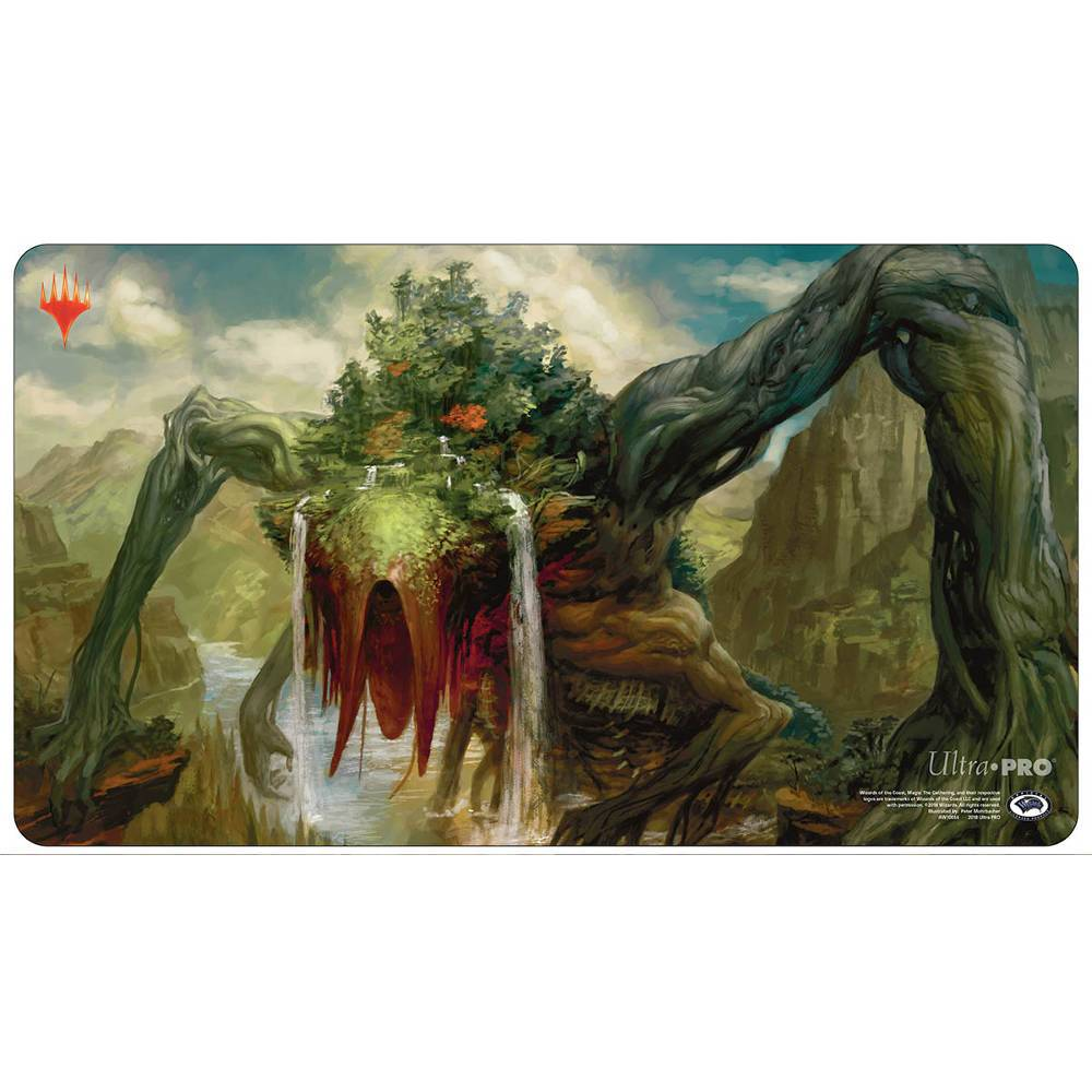 Animar, Soul of Elements Playmat - Playmat - Original Magic Art - Accessories for Magic the Gathering and other card games