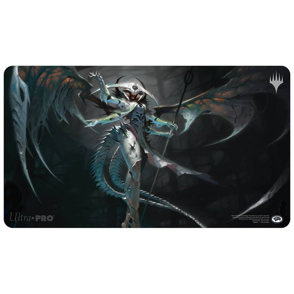 Atraxa, Praetor's Voice Playmat - Playmat - Original Magic Art - Accessories for Magic the Gathering and other card games