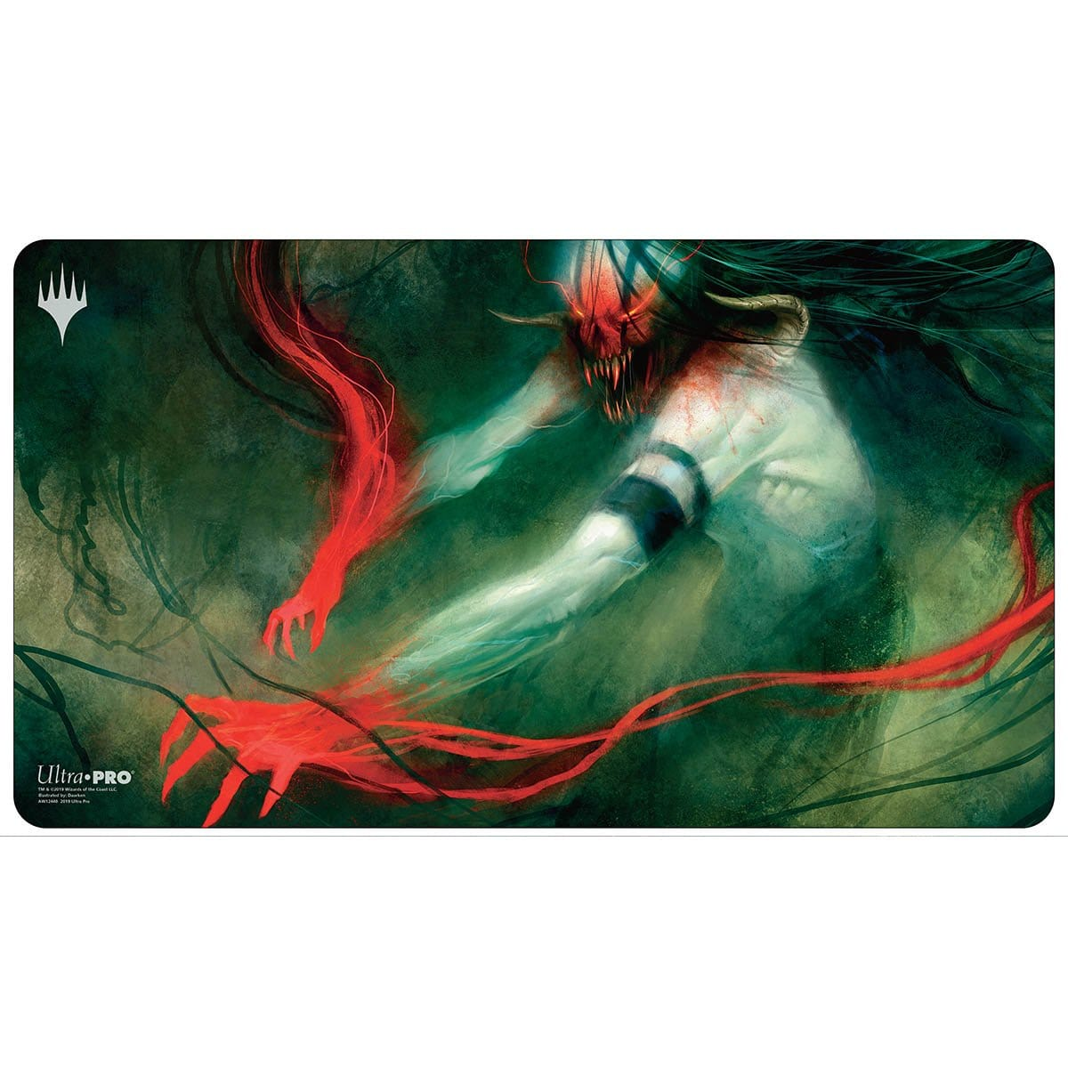 Bloodghast Playmat - Playmat - Original Magic Art - Accessories for Magic the Gathering and other card games