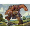 Bonecrusher Giant Print - Print - Original Magic Art - Accessories for Magic the Gathering and other card games