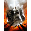 Brave the Elements Print - Print - Original Magic Art - Accessories for Magic the Gathering and other card games