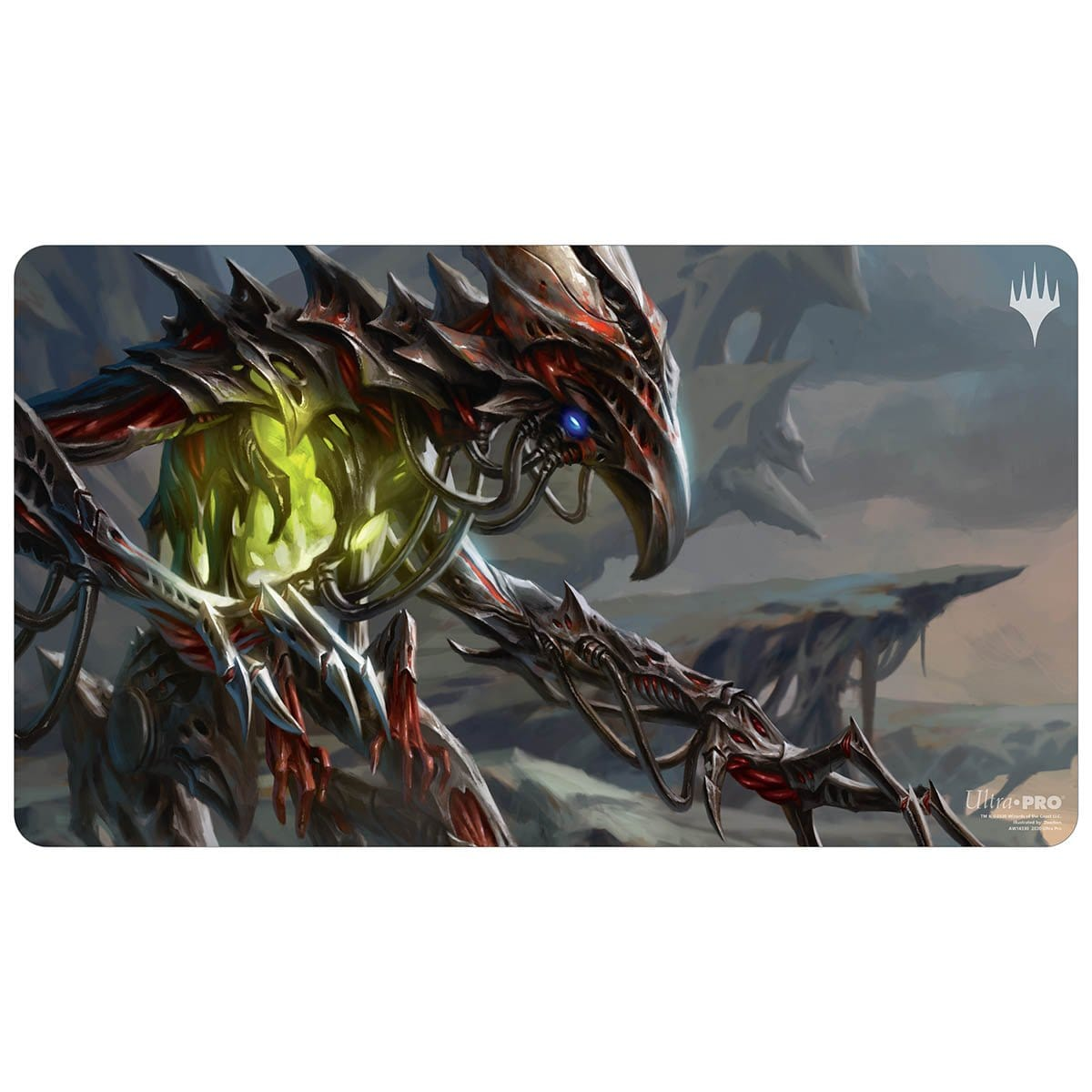 Brudiclad, Telchor Engineer Playmat