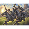 Call the Cavalry Print - Print - Original Magic Art - Accessories for Magic the Gathering and other card games