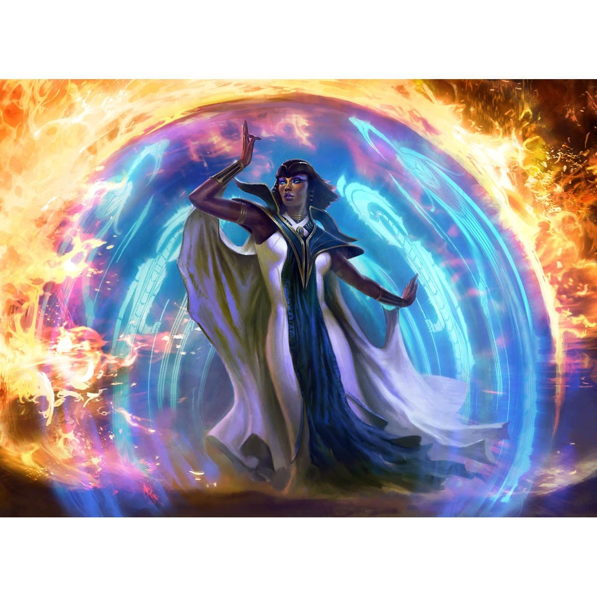 Cancel Print - Print - Original Magic Art - Accessories for Magic the Gathering and other card games