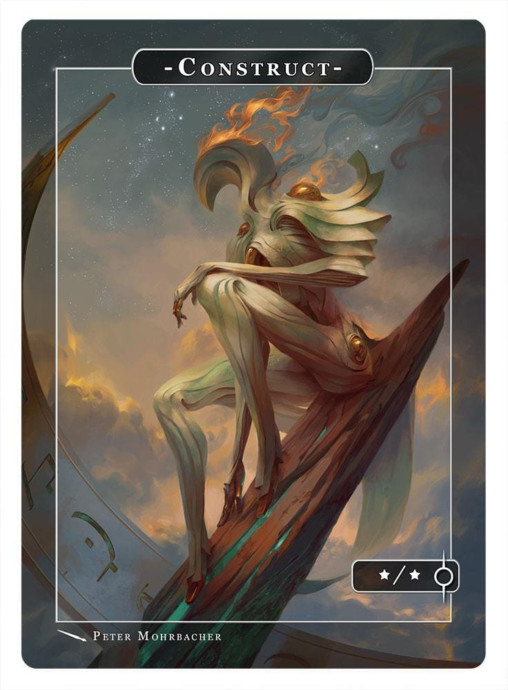 Construct Token (*/*) by Peter Mohrbacher