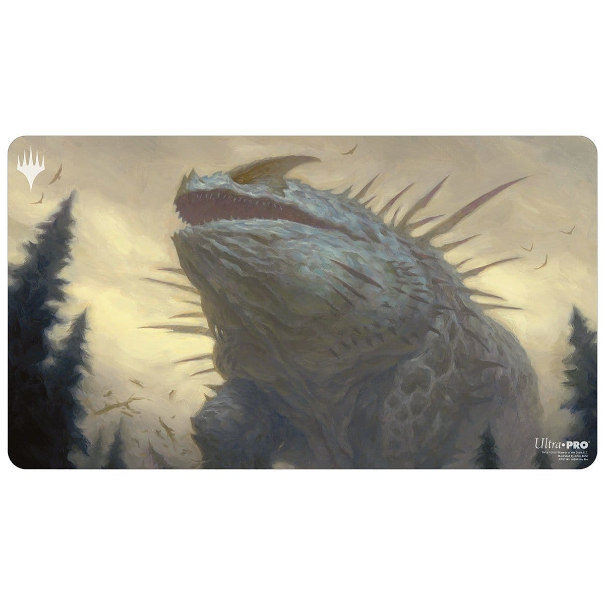 Craterhoof Behemoth Playmat